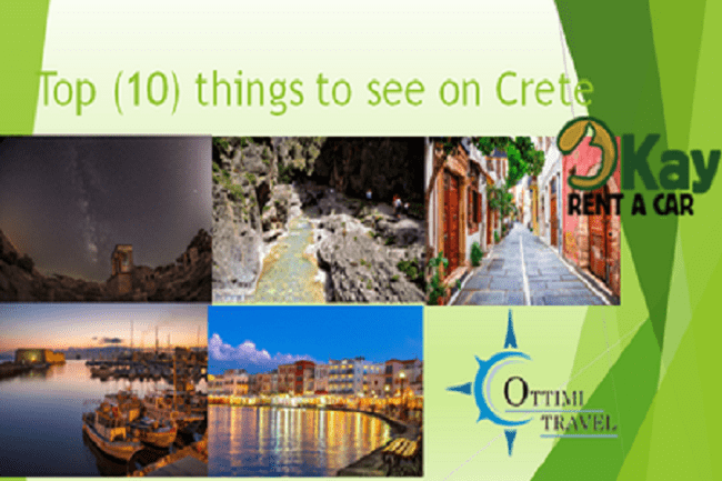 Top 10 places to visit on Crete image