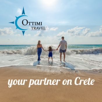 travel agency on crete