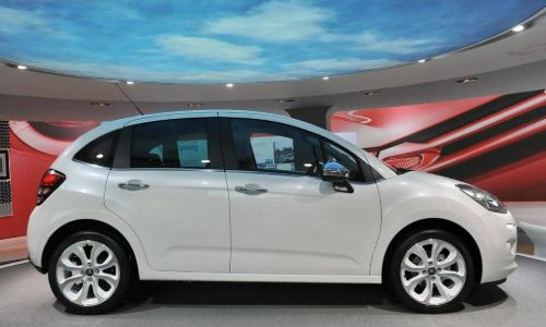 rent a low cost citroen c3 heraklion airport