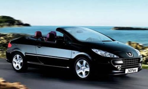 ecomomical cabrio rental heraklion airport