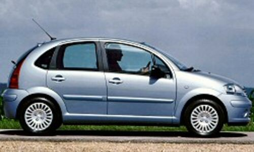 rent a low cost citroen c3 chania airport