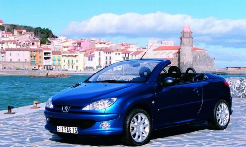 rent a low cost cabrio anissaras