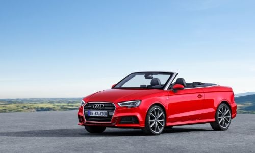 rent audi a3 cabrio in analipsi