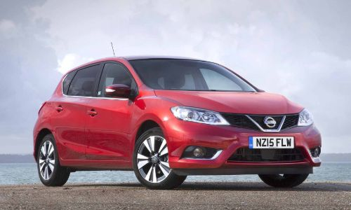 cheap automatic nissan pulsar for rent in heraklion airport
