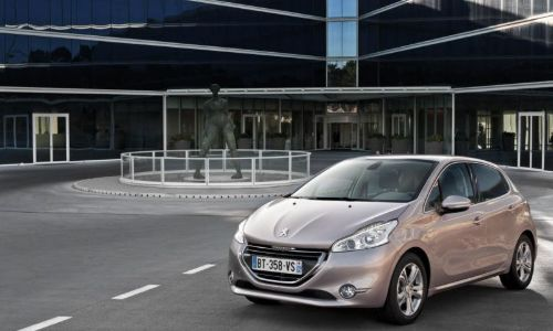peugeot 208 diesel - medium chania airport