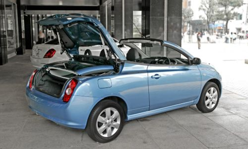 rent a cheap cabrio heraklion airport